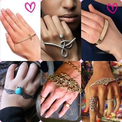 bracelet hand palm